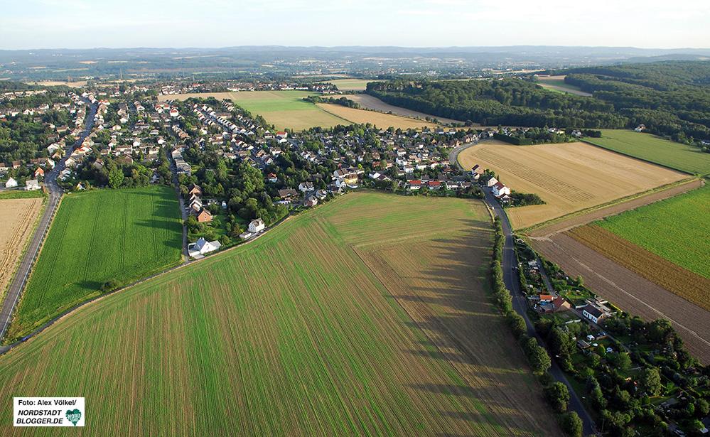 In Dortmund gibt es rund 6700 Hektar landwirtschaftlich genutzte Flächen - das entspricht knapp ein Viertel des Stadtgebiets. Foto: Alex Völkel