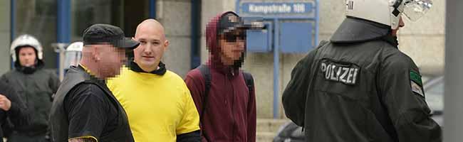 Scharnhorster Neonazi-Bezirksvertreter steht binnen von drei Wochen zum zweiten Mal in Dortmund vor dem Richter