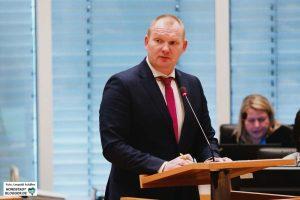 Lars Rettstadt (FDP/ Bürgerleiste)