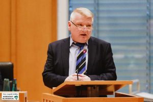 SPD-Fraktionschef Norbert Schilff