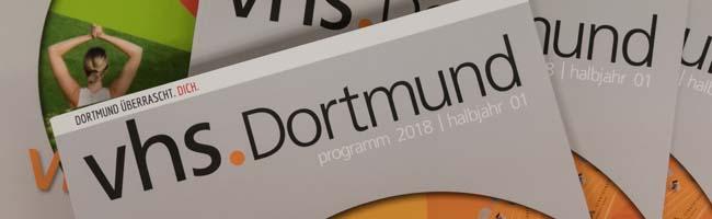 Von Faszien-Yoga bis zum Ende der Steinkohle: Vielfalt erleben mit der VHS in Dortmund – Programm 2018 erschienen