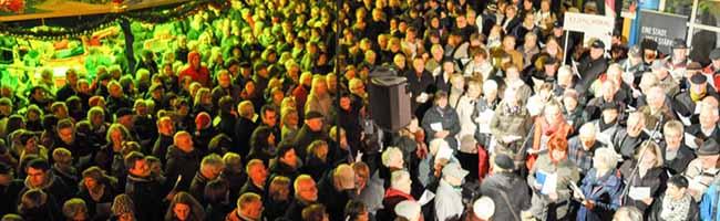 """""""Weihnacht unterm Baum"""" in Dortmund: WDR-Party auf der Hansastraße will wieder Schlagerfans anlocken"""
