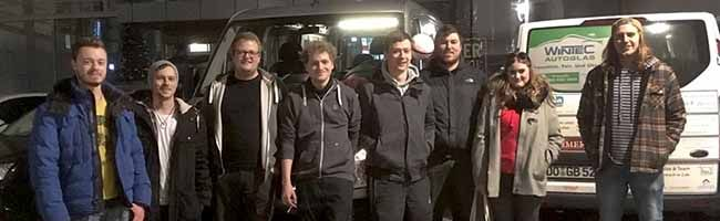 Von der Uni nach Griechenland: Studierende der FH Dortmund helfen Geflüchteten und Benachteiligten in Thessaloniki