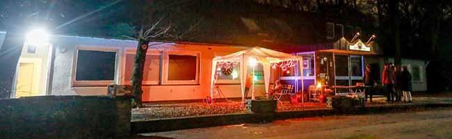 Die Do-Bo-Villa ist mehr als ein Club: Die Pächter wollen das Haus zum Treffpunkt für Hoeschpark-BesucherInnen machen