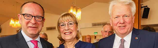 City-Ring für TU-Rektorin Ursula Gather: Die Kaufleute honorieren Engagement für Wissenschaftsstandort Dortmund