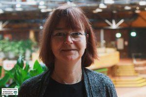 Ulrike Markowski leitet den Kinder- und Jugendbereich im Dietrich-Keuning-Haus. Foto: Leopold Achilles