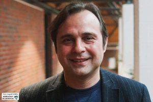 Levent Arslan ist Leiter des DKH in Dortmund. Foto: Leopold Achilles