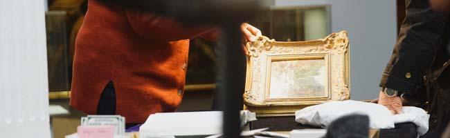 Vom Wohnzimmer ins Museum: Das MKK Dortmund begutachtet seit vielen Jahren private Kunstgegenstände