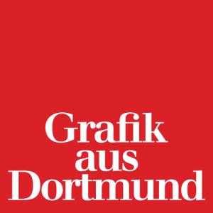 Kunstkalender Grafik aus Dortmund Logo.