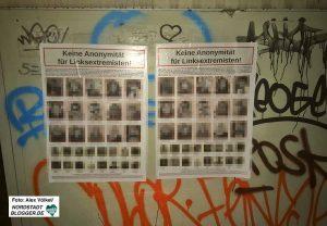 """Ähnliche """"Outing-Aktionen"""" gab es bereits in der Vergangenheit. Foto: Alex Völkel"""
