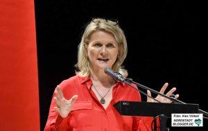 Die SPD-Bundestagsabgeordnete Sabine Poschmann