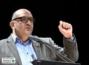 Volkan Baran ist bau- und wohnungspolitischer Sprecher der SPD-Landtagsfraktion. Foto: Alex Völkel