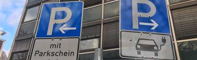 Schonfrist ist vorbei: Verstöße auf E-Parkplätzen werden in Dortmund ab sofort geahndet – Abschleppen droht
