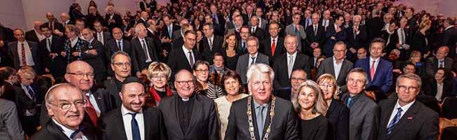 FOTOSTRECKE Neujahrsempfang der Stadt Dortmund im Konzerthaus: Über 1.000 Gäste hörten positive Botschaften
