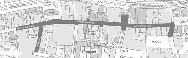 Lärmschutz auf dem Westenhellweg: Verwaltung schlägt eine Verbotszone für Straßenmusik in der City von Dortmund vor