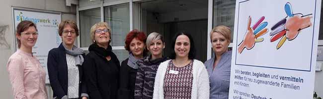 """""""Willkommen Europa"""": Neue Büros für muttersprachliche Familienbegleiterinnen in Dortmund eröffnet"""