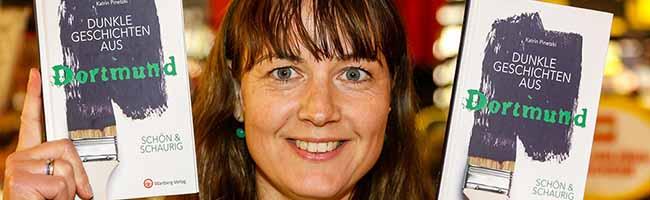 """""""Dunkle Geschichten aus Dortmund"""": Katrin Pinetzki berichtet von den düsteren Seiten der Stadt"""
