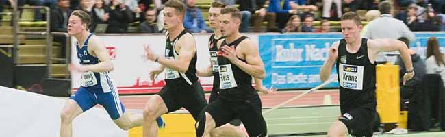 Die 65. Deutsche Leichtathletik-Meisterschaft in Dortmund – FOTOSTRECKE aus der ausverkauften Helmut-Körnig-Halle