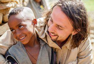 Engagiert sich für sauberes Trinkwasser in Äthiopien. BVB-Legende Neven Subotic. (Fotos Vera Dammberg Patrick Temme Philipp Nolte)