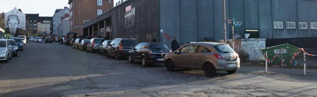 Städtebauliche Aufwertung im Unionviertel: Arbeiten zum Umbau der Ritterstraße und der Übelgönne beginnen