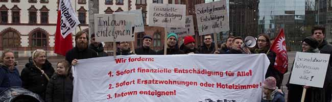 Mieterverein will Druck auf Intown erhöhen: Viele MieterInnen sollen Zugang erklagen –  Problem Möbeleinlagerung geklärt