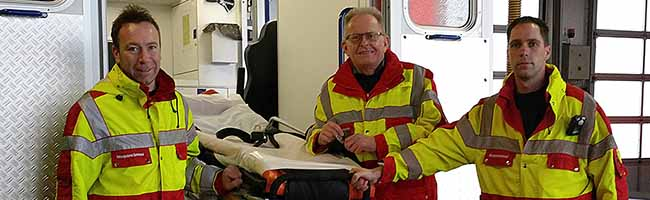 Erfahrungsbericht von Hartmut Neumann: Zum Wohl der Menschen – Als Notfallseelsorger auf dem Rettungswagen