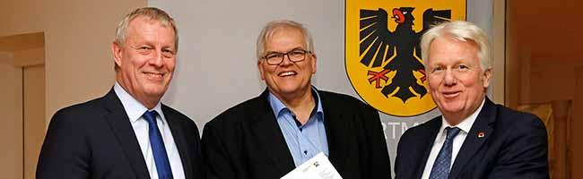"""Überraschend früh gibt's """"grünes Licht"""": Bezirksregierung genehmigt den  Haushalt der Stadt Dortmund für 2018"""