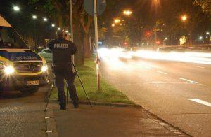 Die Polizei geht sehr konsequent gegen die Raserszene in Dortmund vor.