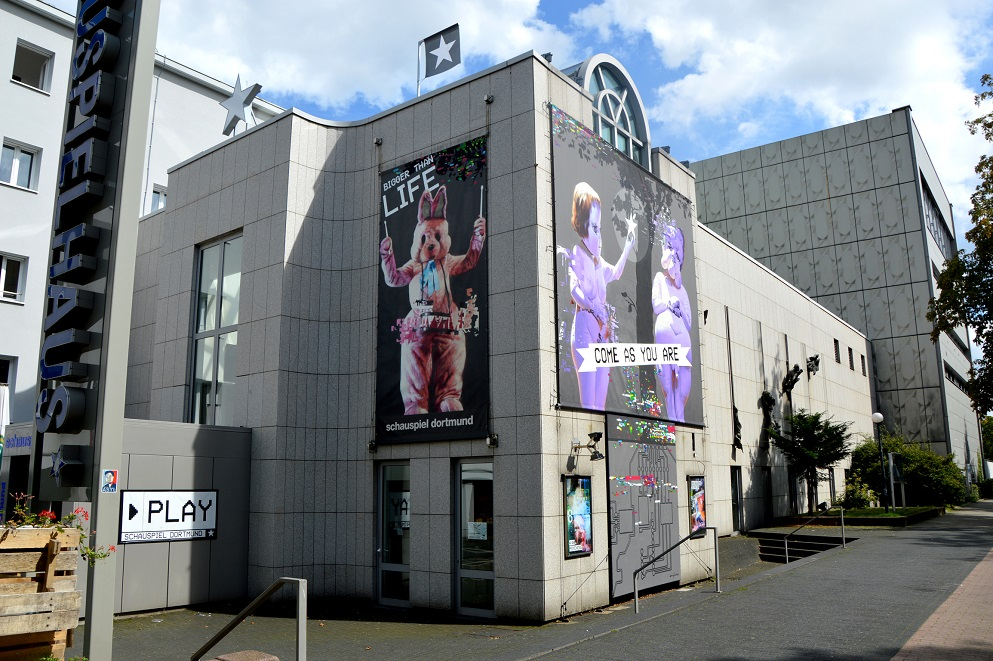Schauspielhaus Dortmund, Archivbild