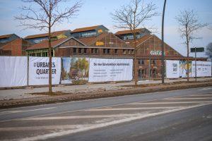 Blick auf das Schalthaus 101. Foto: Marcel Schlegel