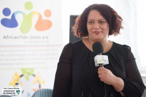 Farina Görmar, Generalsekretärin von AfricanTide Union e.V.
