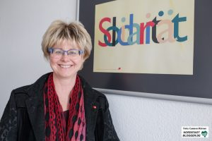 Jutta Reiter, DGB-Vorsitzende Dortmunds.