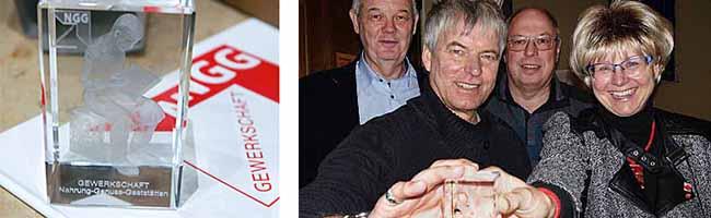 """Fred Ape ist Preisträger des """"Vorleser"""" 2018 – NGG appelliert an Mitglieder für mehr Engagement gegen Rechts"""