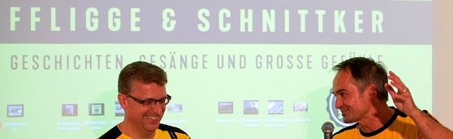 """Zwei Zusatztermine: """"Echte Liebhaber"""" bitten BVB-Fans zur Therapiesitzung ins Literaturhaus Dortmund"""