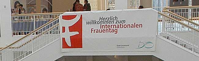 Heute ist Internationaler Frauentag: So ist die berufliche Situation von Frauen auf dem Arbeitsmarkt in Dortmund