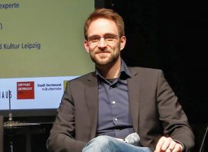 Markus Thürmann, Vorstandsvorsitzender der Jungen Europäischen Föderalisten NRW