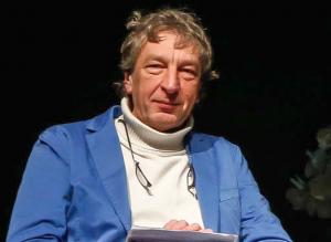 Matthias Bongard vom WDR moderierte den Abend