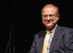 Prof. Markus Walz von der HTWK Leipzig