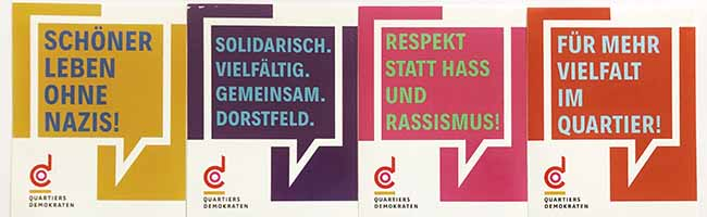 Konzerte, Spielfest und Politik: Vom 12. bis 14. April feiertDorstfeld das Demokratiefest auf dem Wilhelmplatz