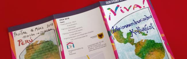 """Größtes lateinamerikanisches Festival in Deutschland: """"¡VIVA!-Kulturfestival"""" zum zweiten Mal im Dietrich-Keuning-Haus"""