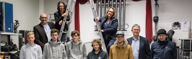 Produktionsschulen vor dem Aus? SPD-Landtagsabgeordnete sorgen sich um die Angebote in Dortmund – dobeq besucht