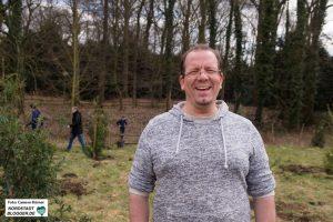 Patrick Knopf - Leiter des Botanischen Gartens Rombergpark und Mitglied des Rotary Clubs Dortmund Neutor