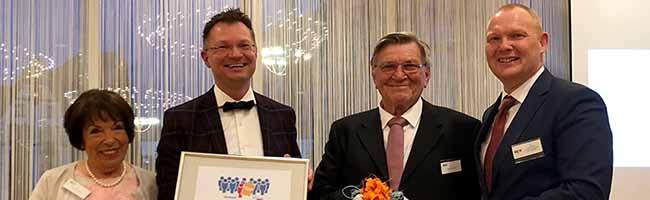 Bürgerpreis von FDP/ Bürgerliste für Christa und Horst-Dieter Löhr: Langjähriger Einsatz für Pflegekinder belohnt