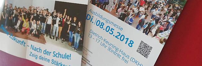 """""""Deine Zukunft – nach der Schule"""": Ausbildungsmesse in der Dortmunder Nordstadt geht im DKH in die zweite Runde"""