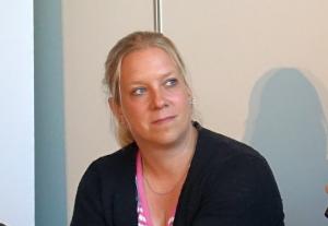 Sandra Schwedler, Aufsichtsratsvorsitzende des FC St. Pauli