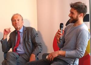 Ex-Fußballprofi Jonas Ermes hat sich gegen eine Karriere und für ein Studium mit soziales Engagement entschieden.