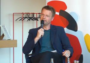 Ronny Blaschke, Sportjournalist (SZ) und Autor