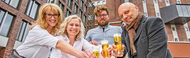 """Zum dritten Mal gibt es das """"Festival der Dortmunder Bierkultur"""": Vier Tage rund ums Bier  am Dortmunder U"""
