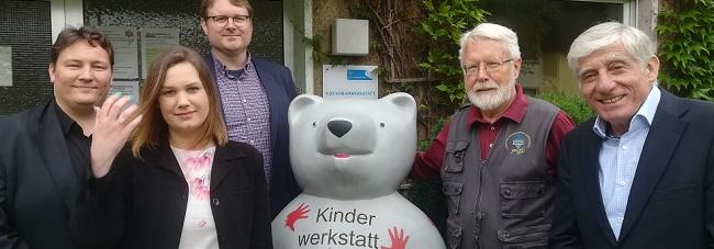 """""""Kinderwerkstatt im CJD Dortmund"""" – Beratung, Betreuung, Förderung und Unterstützung für Kinder und Jugendliche"""