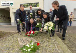 Gedenken am 12. Todestag von Mehmet Kubasik